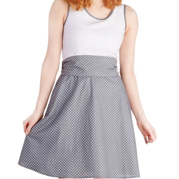 Modcloth Dresses & Skirts - Bea & Dot by ModCloth Polka Dot Dress
